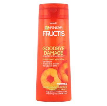 Garnier Fructis Goodbye Damage szampon do włosów odbudowujący 250 ml