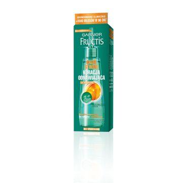 Garnier Fructis Grow Strong kuracja do włosów osłabionych wzmacniająca 84 ml