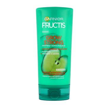 Garnier Fructis Grow Strong odżywka do włosów osłabionych wzmacniająca 200 ml