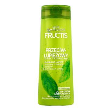 Garnier Fructis szampon do włosów przeciwłupieżowy 400 ml