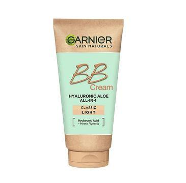Garnier Hyaluronic Aloe All-In-1 BB Cream nawilżający krem BB dla każdego typu skóry Jasny (50 ml)
