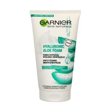 Garnier – Hyaluronic Aloe pianka do twarzy (150 ml)