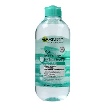 Garnier – Hyaluronic aloe płyn micelarny do każdego typu skóry (400 ml)