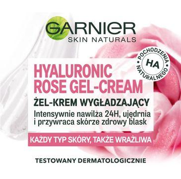 Garnier – Rose Gel-Cream żel-krem wygładzający (50 ml)