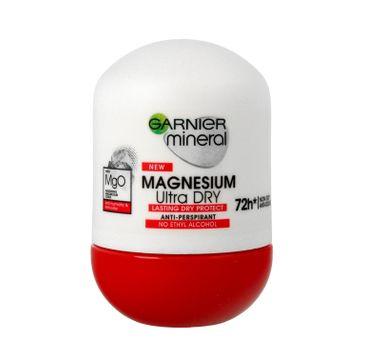 Garnier Mineral antyperspirant (roll-on 72 h Magnesium Ultra Dry 50 ml)