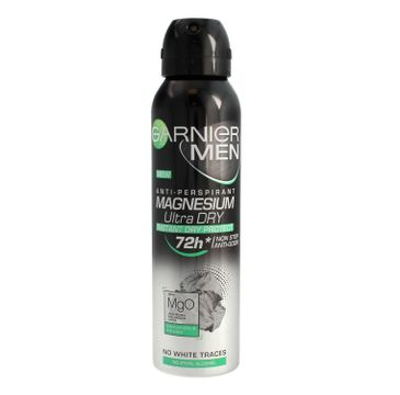 Garnier Mineral Men dezodorant (spray 72 h Magnesium Ultra Dry 50 ml)