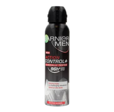 Garnier Mineral Men Dezodorant w sprayu 96H Action Control+ 150 ml