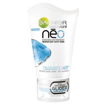 Garnier Neo Fragrance Free dezodorant w suchym kremie ochrona przez 48 h 40 ml