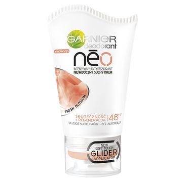 Garnier Neo Fresh Blossom dezodorant w suchym kremie ochrona przez 48 h 40 ml