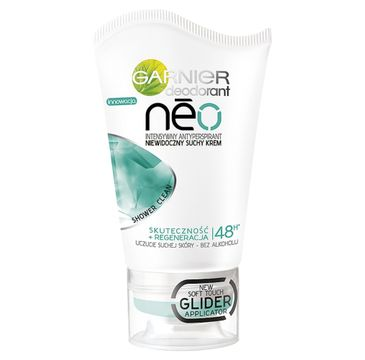 Garnier Neo Shower Clean dezodorant w suchym kremie damski 40 ml