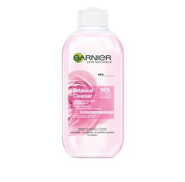 Garnier Skin Naturals mleczko do skóry suchej i wrażliwej do demakijażu łagodzące 200 ml