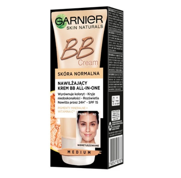 BB Cream nawilżający krem BB All-in-One Medium 50ml