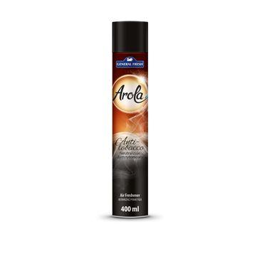 General Fresh Arola Odświeżacz powietrza w sprayu Anti Tobacco (400 ml)