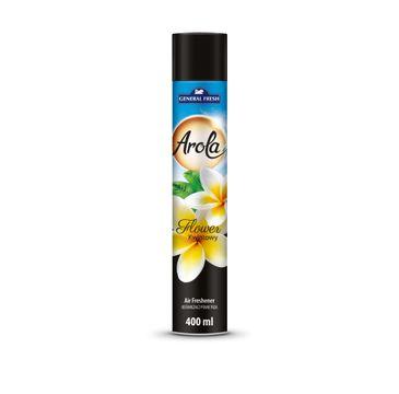 General Fresh Arola Odświeżacz powietrza w sprayu Kwiatowy (400 ml)