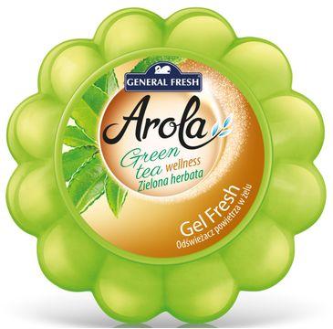 """General Fresh Arola Odświeżacz powietrza w żelu typu """"dynia""""-Zielona Herbata (150 g)"""