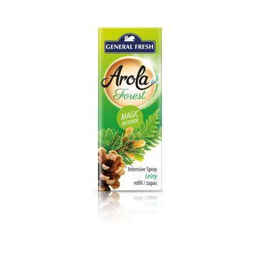 General Fresh Arola Spray odświeżający Szyszka - Leśny zapas (40 ml)