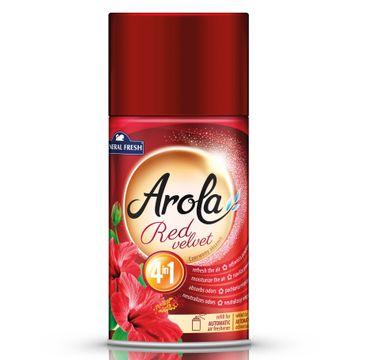 General Fresh Arola Wkład do automatycznego odświeżacza powietrza Czerwony Aksamit (250 ml)