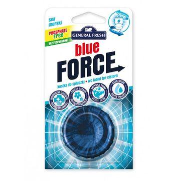 General Fresh kostka do spłuczki blue force  (1 szt.)