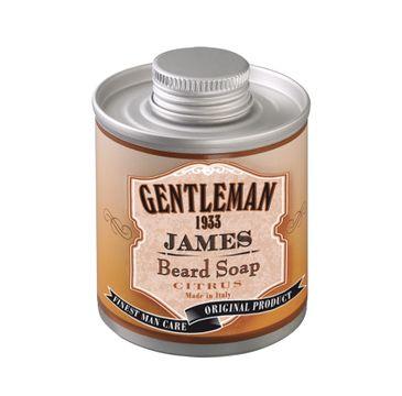 GENTLEMAN James Beard Soap Citrus szampon do brody 125ml
