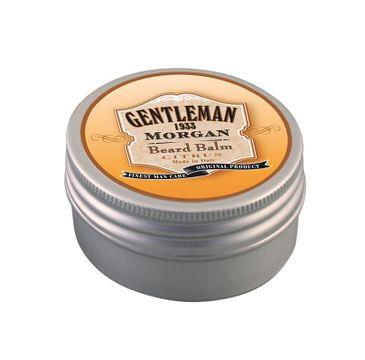 GENTLEMAN Morgan Beard Balm Citrus balsam do brody 60ml