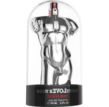 Georges Mezotti Body Revolution Sports Body woda toaletowa spray 100ml