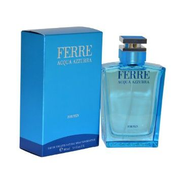 Gianfranco Ferre Acqua Azzura Men woda toaletowa spray 100ml