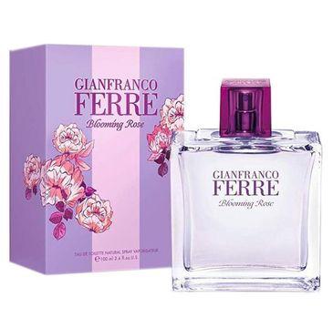 Gianfranco Ferre Blooming Rose woda toaletowa spray 100ml