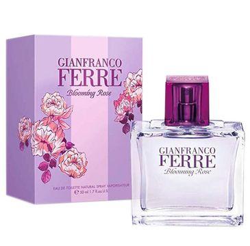Gianfranco Ferre Blooming Rose woda toaletowa spray 50ml