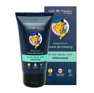 Gift of Nature – Prebiotyczny Krem do twarzy do cery mieszanej (50 ml)