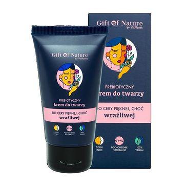 Gift Of Nature – Prebiotyczny Krem do twarzy do cery wrażliwej (50 ml)