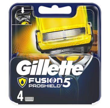 Gillette – Fusion5 ProShield wymienne ostrza do maszynki do golenia (4 szt.)