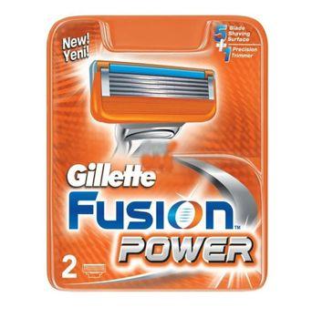 Gillette Fusion Proglide Power wymienne ostrza do maszynki do golenia 2szt