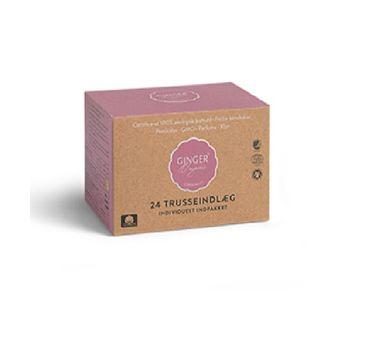 Ginger Organic Pantyliners wkładki higieniczne 24szt