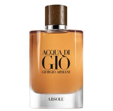 Giorgio Armani Acqua di Gio Absolu woda perfumowana spray 125ml