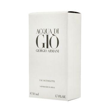 Giorgio Armani Acqua Di Gio Pour Homme woda toaletowa męska 50 ml