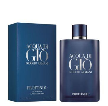 Giorgio Armani Acqua di Gio Profondo woda perfumowana spray (200 ml)