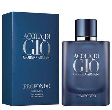 Giorgio Armani Acqua di Gio Profondo woda perfumowana spray (75 ml)