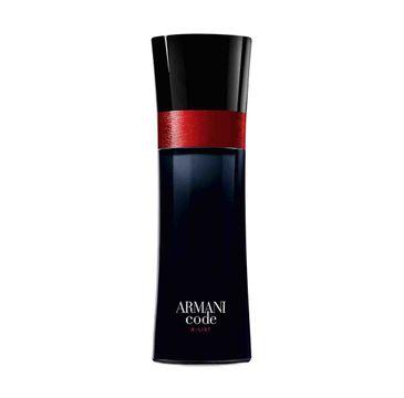 Giorgio Armani Armani Code A-List Pour Homme woda toaletowa spray 75ml