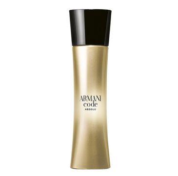 Giorgio Armani Armani Code Absolu Pour Femme woda perfumowana spray 50ml