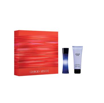 Giorgio Armani – Armani Code Pour Femme zestaw woda perfumowana spray 30ml + balsam do ciała 75ml (1 szt.)