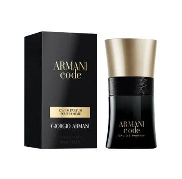 Giorgio Armani Armani Code Pour Homme woda perfumowana spray (30 ml)