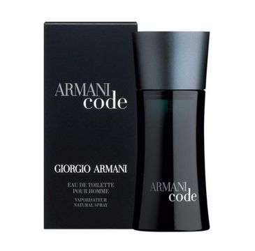Giorgio Armani Armani Code Pour Homme woda toaletowa spray 15ml