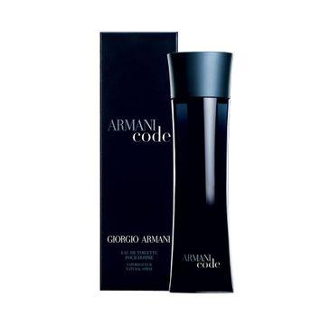 Giorgio Armani Armani Code Pour Homme woda toaletowa spray 200ml