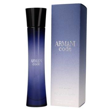 Giorgio Armani Armani Code woda perfumowana damska 75 ml