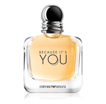 Giorgio Armani Because It's You woda perfumowana 30 ml