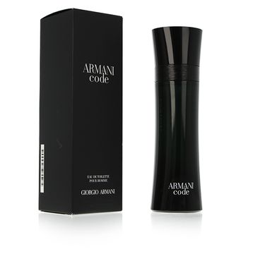 Giorgio Armani Code For Men woda toaletowa spray 125ml