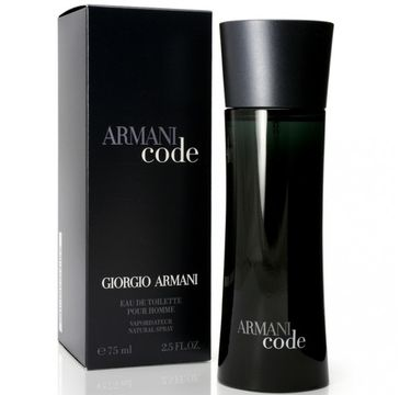 Giorgio Armani Code For Men woda toaletowa spray 200ml