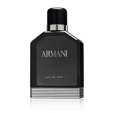 Giorgio Armani Eau de Nuit Pour Homme woda toaletowa spray 100ml