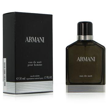 Giorgio Armani Eau de Nuit Pour Homme woda toaletowa spray 50ml