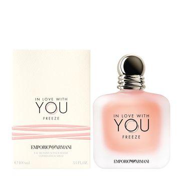 Giorgio Armani In Love With You Freeze woda perfumowana spray (100 ml)